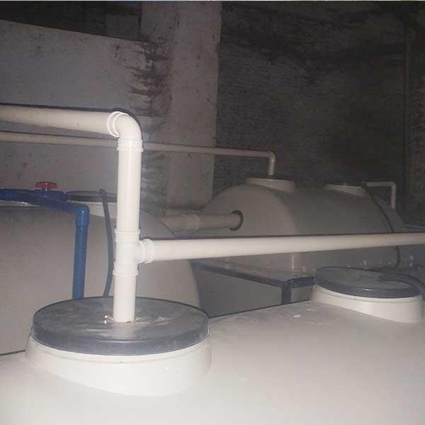 武隆医院生活污水