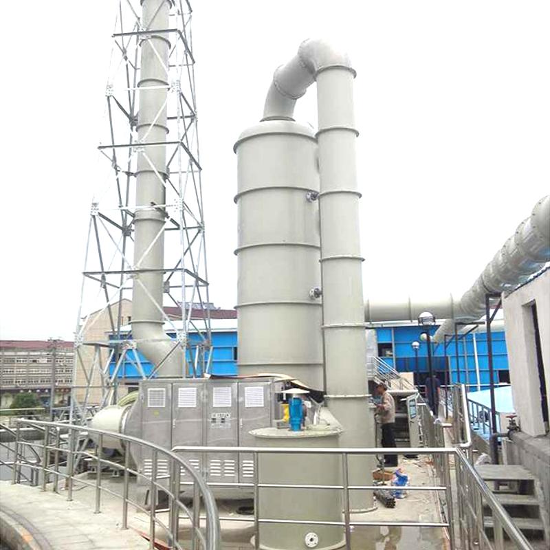 洗涤塔复合光氧催化净化器