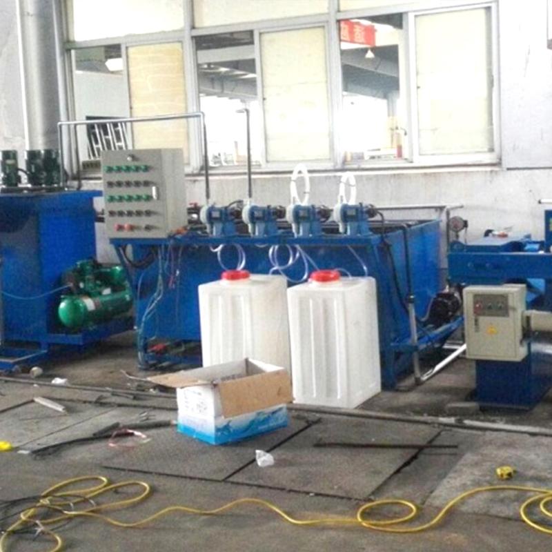 喷涂废水处理技术